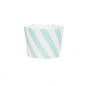Baking Cup Aqua