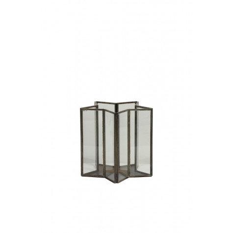 Lanterna Glass Star