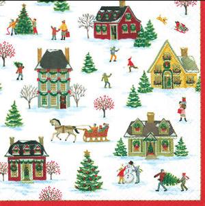 Tovagliolo Classic Christmas