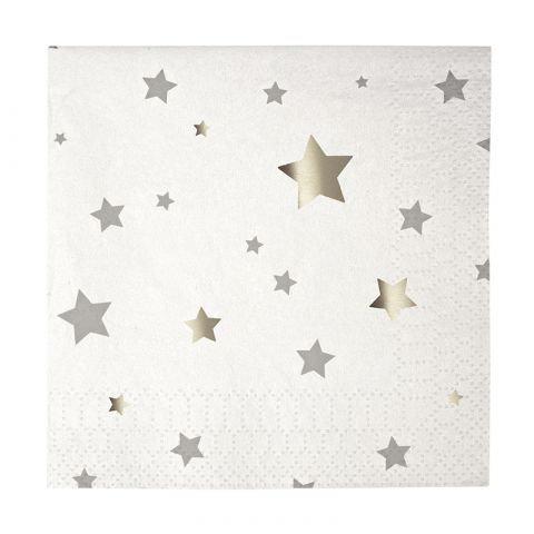 Tovagliolo Silver Stars