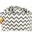 Thumbnail: Sacco Giochi Baobab Zigzag Blue