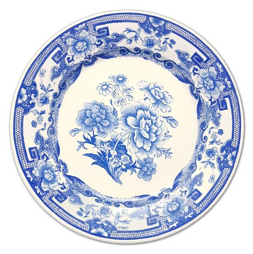 Piatti Porcelain China