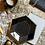 Thumbnail: Piatto Noir Esagonale Medium