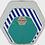 Thumbnail: Vassoi in Carta Blu