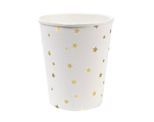 Bicchieri Star Gold