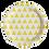 Thumbnail: Piatti Triangle Yellow