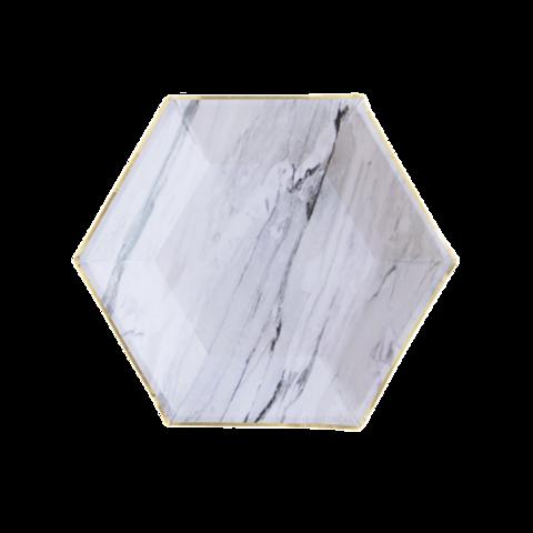 Piatto Marble Medium