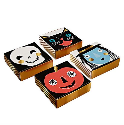 Favors Box Halloween