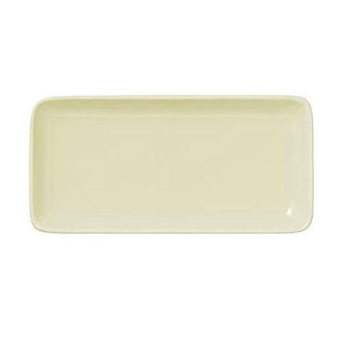 Vassoio Ceramica Yellow Pale