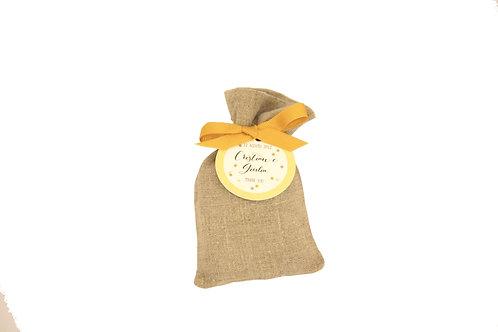 Fabric Bag Linen -10pz