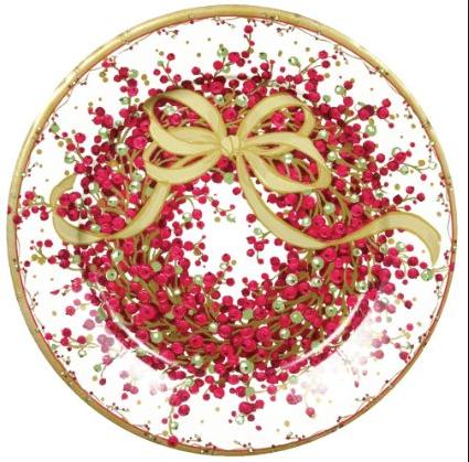 Piatti Vintage Christmas Garland