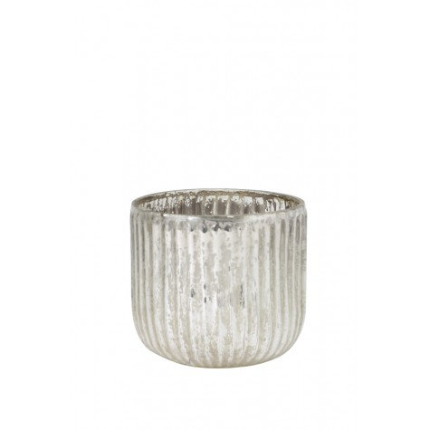 Tea light Belmonte Silver