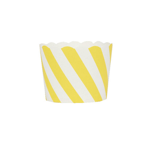 Baking Cup Yellow