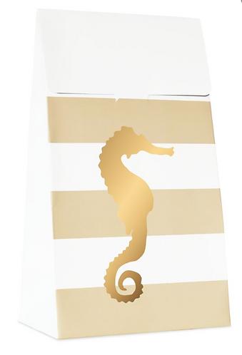 Gift Bags Preppy Seashore