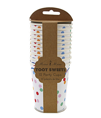 Bicchieri A-Pois Toot Sweet