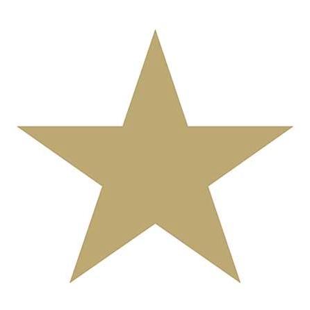 Tovagliolo Star Gold