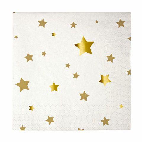 Tovagliolo Gold Stars