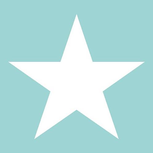 Tovagliolo Star Aqua