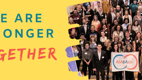 We are Stronger Together for Creative Social Change