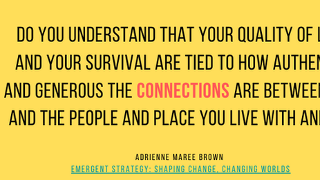 Upcoming Ways to Connect and Heal as Creative Communities