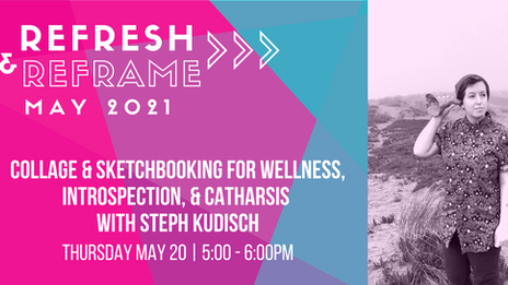 Creative Wellness Week: Sketch + Yoga + Herbs + Mindfulness