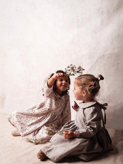 Ophelia Dress, Winterberry