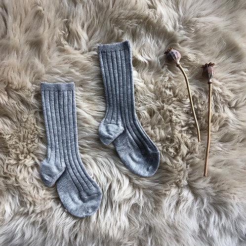 Aluminium Knee High Socks