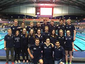 Oxford University Swimming Club (OUSC)