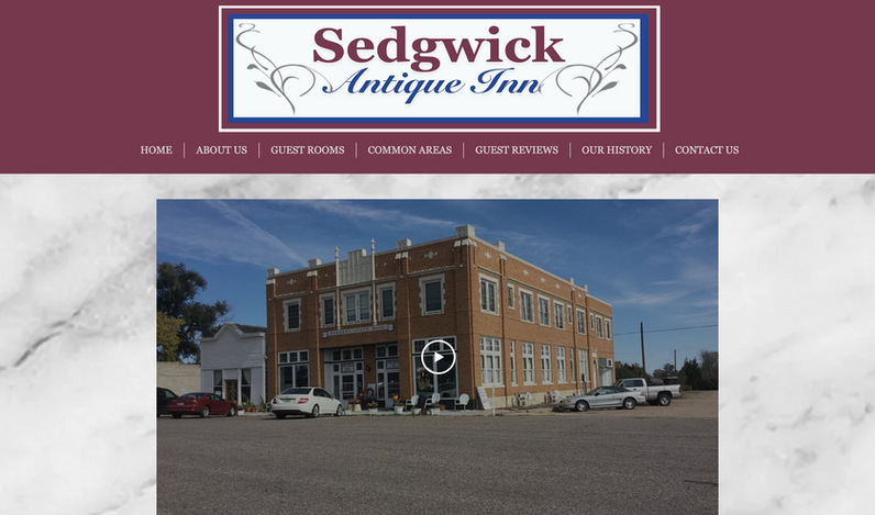 Sedgwick Antique Inn Website