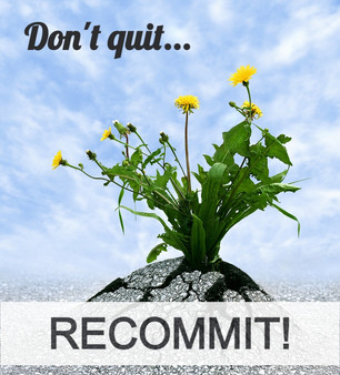 JOURNEY TO RECOMMITMENT