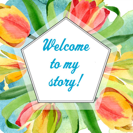 Welcome to my story!