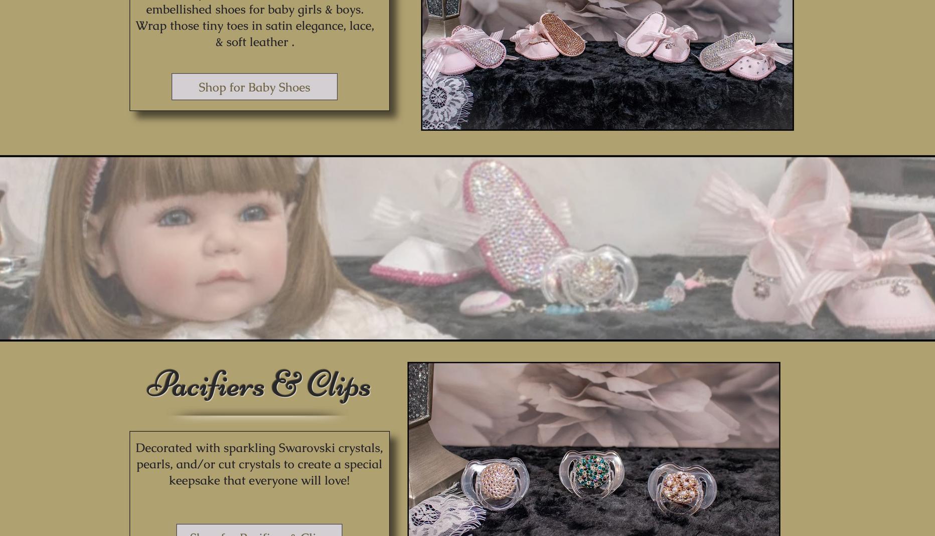 Creative Treasures Website