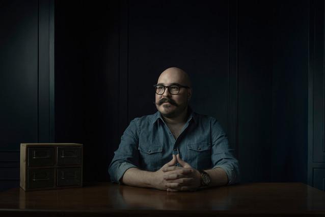 editorial portrait Client: MyScentJourney CDMX Photographer: Jonathan Manrique Nossa Mexico City 2020