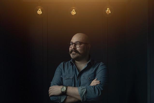 editorial portrait Client: MyScentJourney CDMX