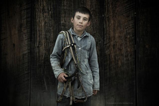 travel portrait Boy Jonathan Manrique Nossa  Colombia