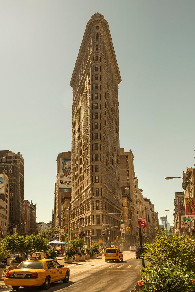 Architecture Flairton building Nyc. Photo © Jonathan Manrique Nossa New York City, USA