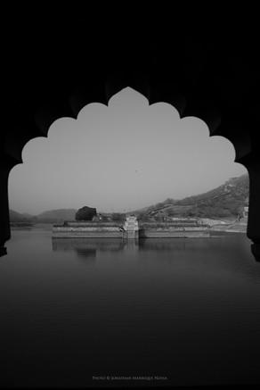 Luz y Arquitectura. Jalmer, India.  Photo © Jonathan Manrique Nossa