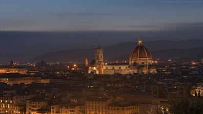 Architecture & Arts.  Brunelleschi Duomo.  Florencia Italia.  Photo © Jonathan Manrique Nossa