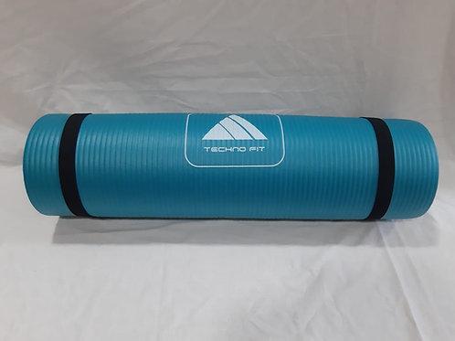 Colchoneta Yoga Pilates Mat Tapete Ejercicios Nbr 1cm