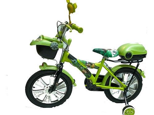 Bicicleta Niño Rin 16 Con Dinamo