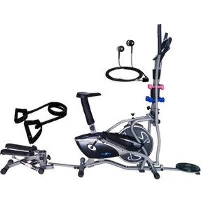 Elíptica Bicicleta Combo Volante de Spining