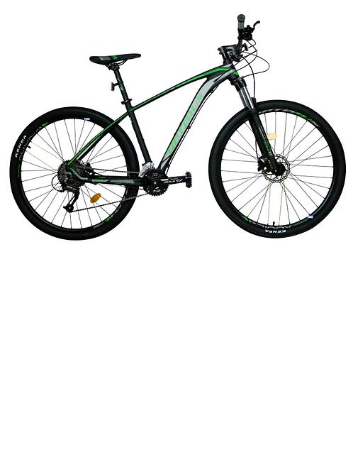 Bicicleta Optimus Aquila Altus 9v Hidráulica Mtb Bloqueo Rem