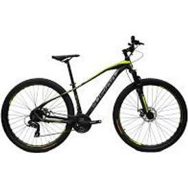 Bicicleta Fusion Kosmos Rin 29 En Acero 24 Vel
