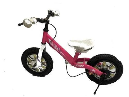 Bicicleta Infantil De Impulso Niña