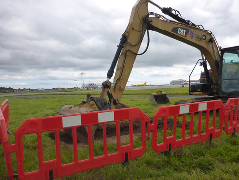 Archaeological Monitoring, Dublin Airport