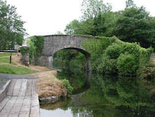 Almer Bridge, Grand Canal. Greenway Study
