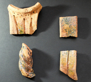 Medieval pottery from Ratoath, Co. Meath