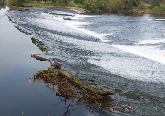Clondulane Weir, Co. Cork