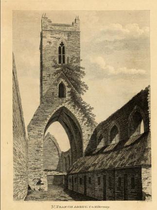 St. Francis Abbey, Kilkenny