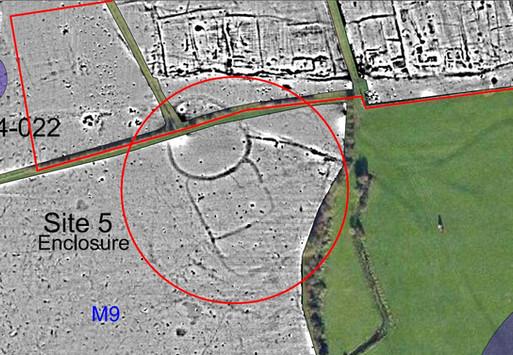 Investigations for a solar farm in Co. Kilkenny